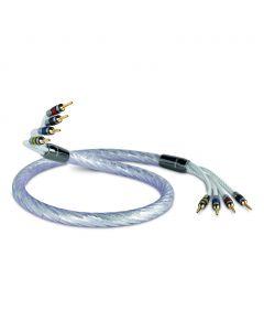 Signature Genesis Silver Spiral Bi-Wire