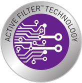 Active Filter™ Technology*