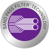 Bandpass Filter™ Technology