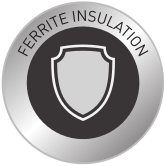 Ferrite Jacket™ Technology